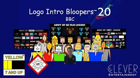 all psych outs bloopers season 1 8 youtube logo intro bloopers 20 bbc youtube