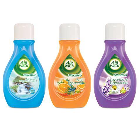 candele air wick air wick filtrattivo deodorante per ambienti 350 ml