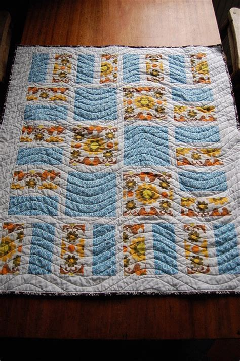 Simple Quilting Designs Machine Quilting by Like The Quilting Design Looks Like An Easy Pattern To