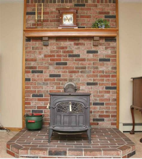 How To Place Firewood In Fireplace by Wood Stove Fireplace