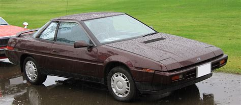 Subaru Coupes by Subaru Xt