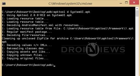 decompile apk tutorial how to decompile and recomplie apk files