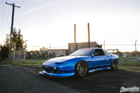 Persistence Equals Perfection Van Dam S Nissan 180sx
