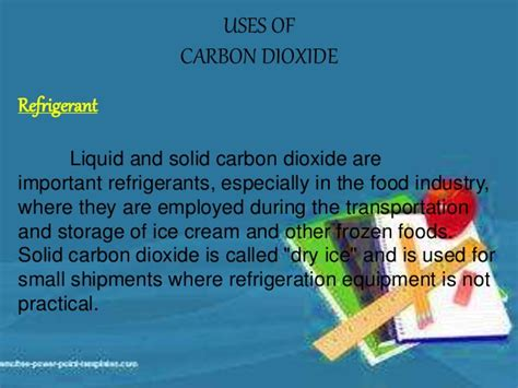 uses of carbon dioxide