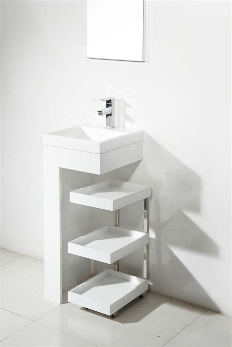 modern pedestal sinks for small bathrooms luxury modern home