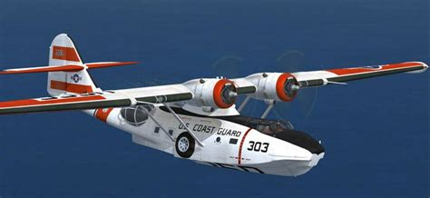 us coast guard pby for fsx airplanes search us coast guard and coast guard