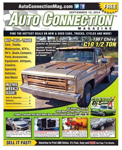 09 10 14 Auto Connection Magazine by Auto Connection Magazine   issuu