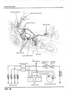 honda shadow aero wiring diagram wiring diagram with