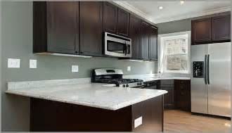 keeping your kitchen white granite countertops clean