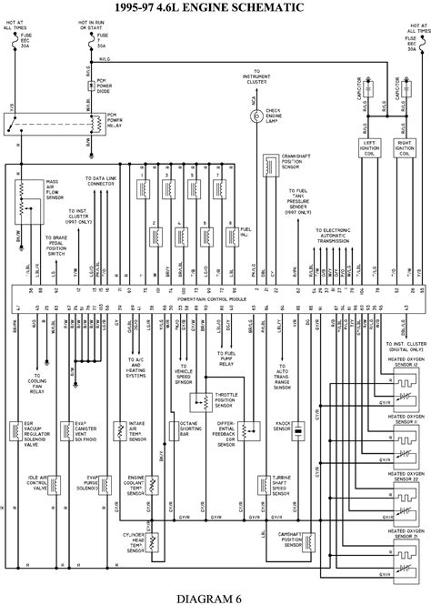 I need a a/c schematic diagram for 1997 grand Marquis - Fixya