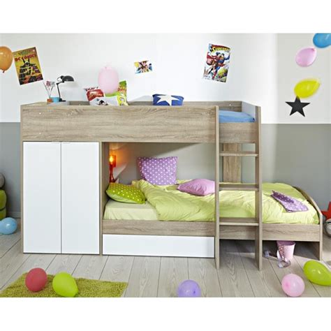 Modern New Bunk Bed Station With Cupboard And Storage Bunk Beds Adelaide
