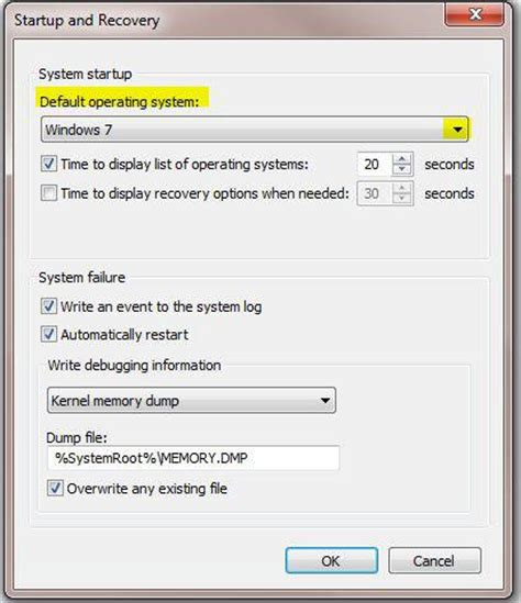 change boot order in windows 7