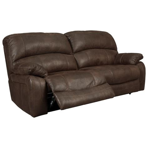 ashley reclining sofas 4290181 ashley furniture zavier truffle 2 seat