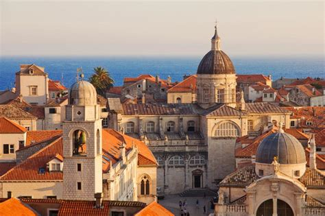 dubrovnik travel information facts location map