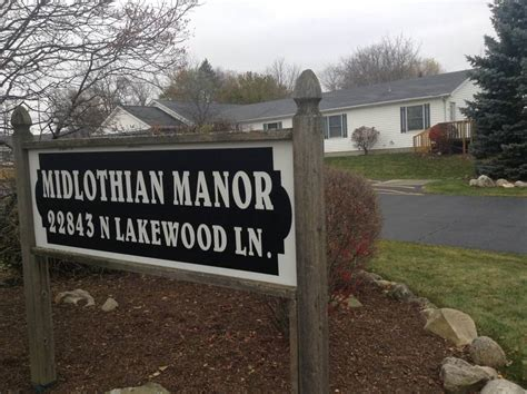 lake county housing authority opponents of midlothian manor near lake zurich cite