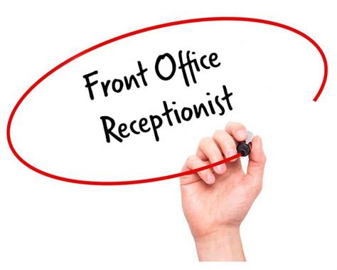 front desk medical receptionist front desk receptionist job description hostgarcia