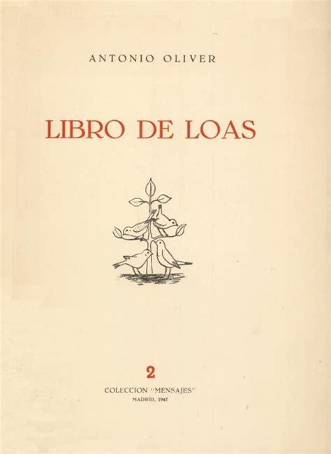 libro poesa completa 1956 1963 antonio oliver obras regi 243 n de murcia digital