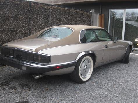limited edition jaguar 4 0 xjs coupe limited edition jaguar