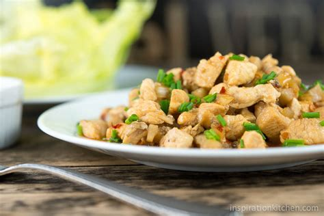 Where Can I Use My Lettuce Entertain You Gift Card - spicy chicken lettuce wraps inspiration kitchen