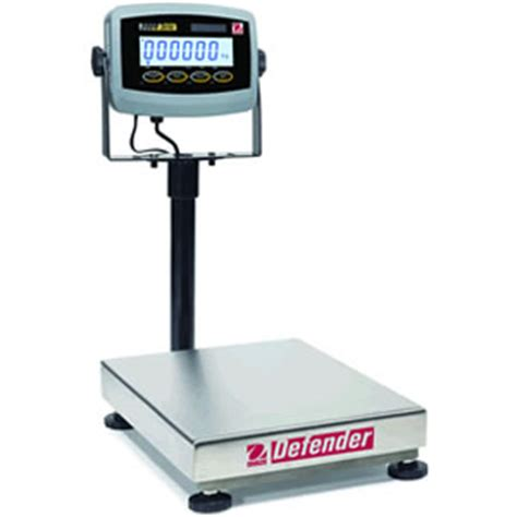 bench scales for sale ohaus d31p30br defender 3000 bench scale now on sale