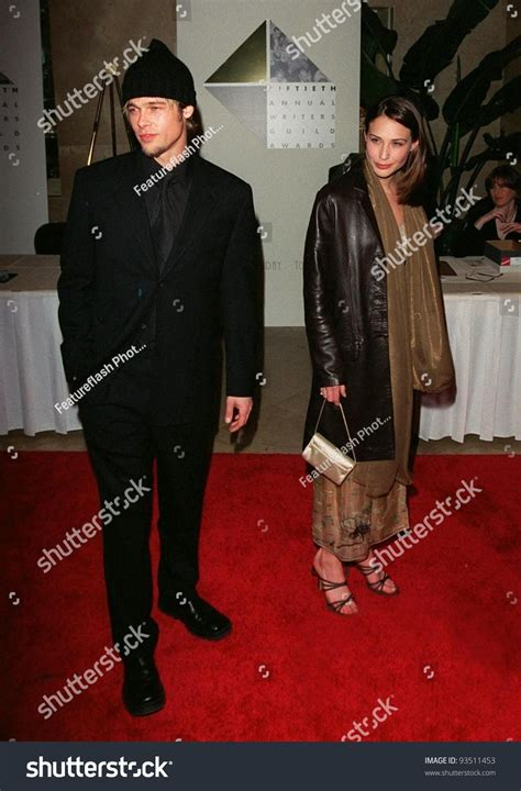 claire forlani and brad pitt relationship 21feb98 actor brad pitt actress claire stock photo