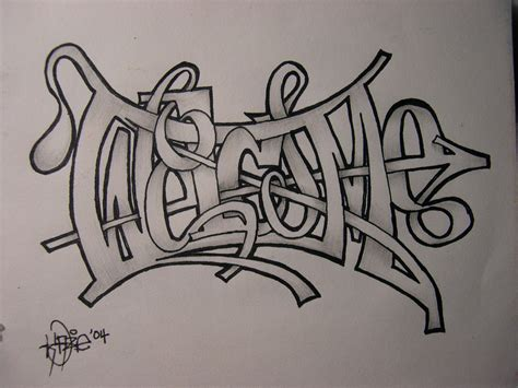 how to write graffiti on paper graffiti words on paper www imgkid the image kid