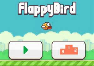 Flappy bird online unblocked game site