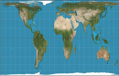peters projection map mercator projection v gall peters projection business insider