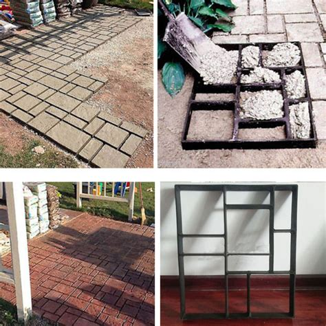 buy concrete paving mold plastic path