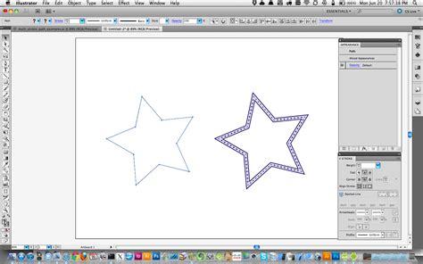 adobe illustrator pattern stroke how to create a multiple stroke path in adobe illustrator