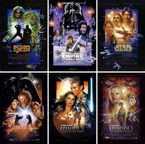 Misteri Film Star Wars | the best order to watch the star wars movies