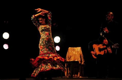 arte flamenco 224 mont de marsan la quatri 232 me soir 233 e en images sudouest fr
