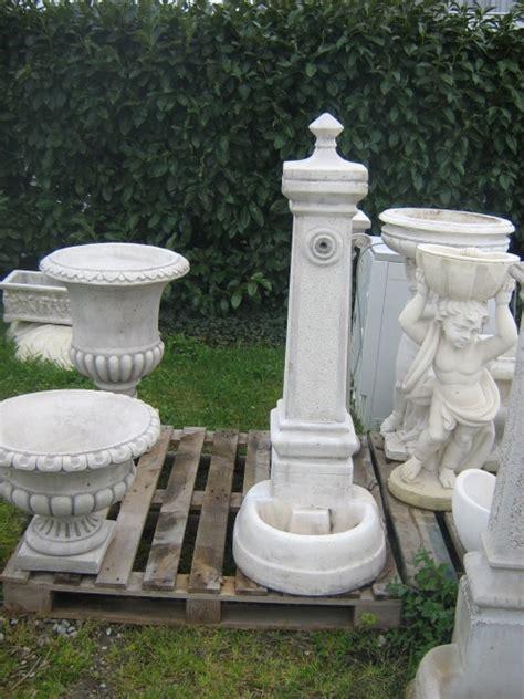 fontaine de jardin en