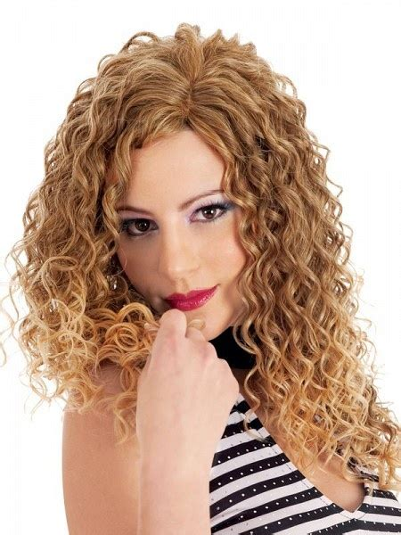 curly perm vs spiral perm dare spiral curls fun red wig wigs pinterest curls