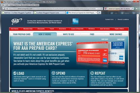 Does Kohls Accept American Express Gift Cards - i ve been mugged blog the aaa prepaid card a good deal