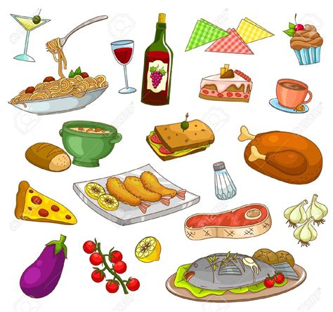 clipart ristorante sandwich clipart restaurant food pencil and in color