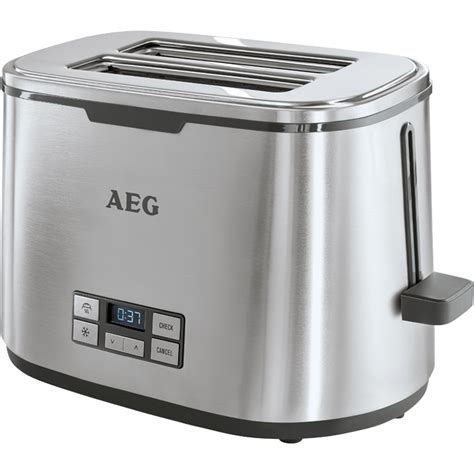 Aeg Toaster toaster stainless steel at7800 aeg