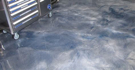 Epoxy Garage Floor Paint by Metallic Epoxy Garage Floor Coatings All Garage Floors