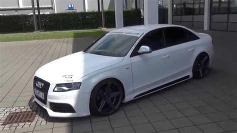 Chiptuning Audi S4 by Audi S4 B8 Tuning Skn Chiptuning Rieger Bodykit Youtube