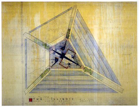 Sleep Max Matrass Tree Colour 80x180x4cm frank lloyd wrights towering vision archineering sketch 5