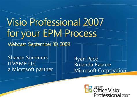 visio professional 2007 it v visio 2007 presentation 090309
