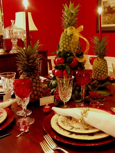 17 best images about christmas table decoration on
