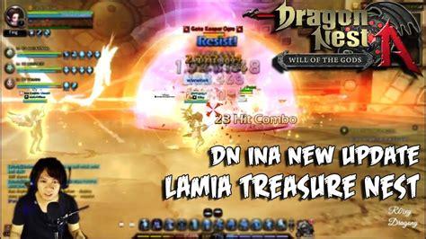 fb dn ina dragon nest ina new update lamia treasure nest youtube