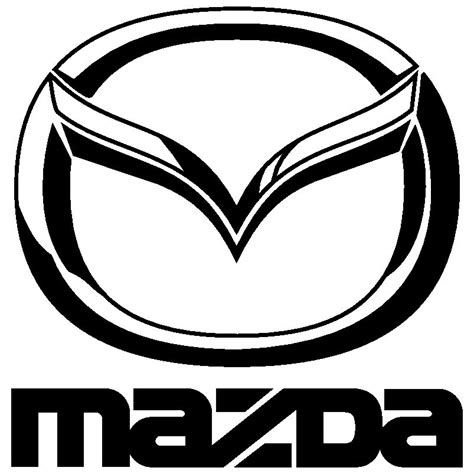 what is the mazda symbol redirecting