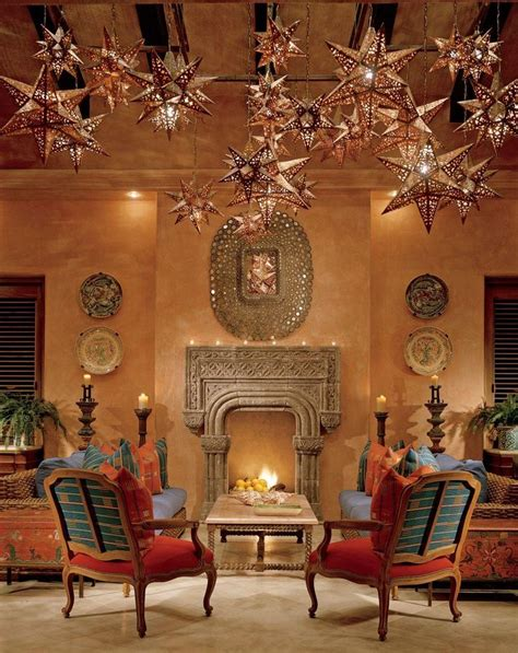 mexican style home decor best 25 moravian star light ideas on pinterest star