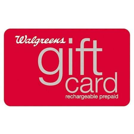 Gift Cards Available At Walgreens - walgreens 25 rechargeable gift card walgreens