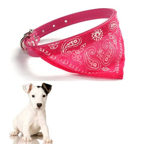 pet products for dogs collars pet products for dogs small puppy cat puppies adjustable collars scarf