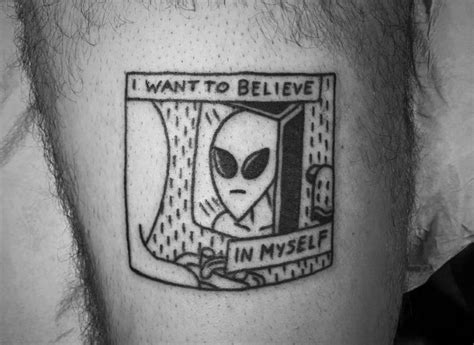 i want to believe tattoo 50 i want to believe designs for x files