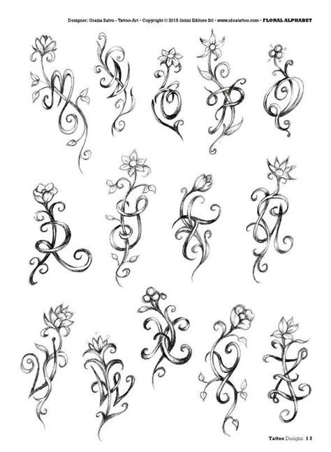 initials tattoo ideas 1000 ideas about initial tattoos on tattoos