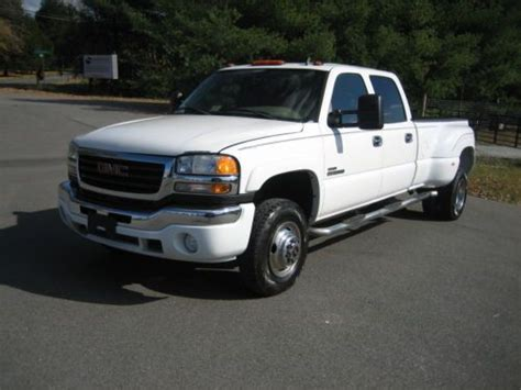 automobile air conditioning service 2006 gmc sierra 3500 navigation system sell used 2006 duramax diesel dually 3500hd 1 owner slt 4x4 crew cab chevrolet silverado in